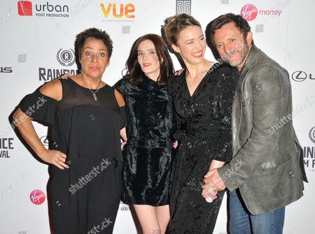 Editorial image of 'The Dark Mile' premiere, Raindance Film Festival, London, UK - 29 Sep 2017