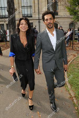 Tomer Sisley and girlfriend Sandra Zeitoun