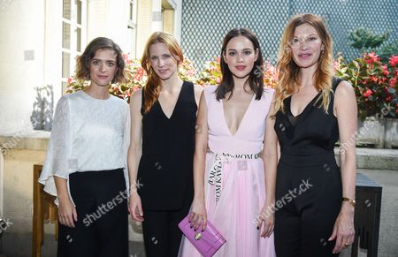 Editorial image of Paris Fashion Week, Paris, France - 29 Sep 2017