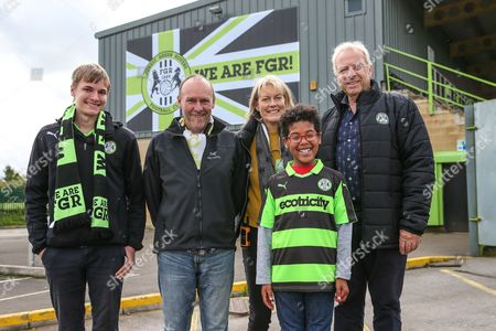 Editorial picture of Forest Green Rovers v Accrington Stanley, EFL Sky Bet League 2 - 30 Sep 2017
