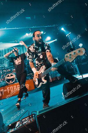 New Found Glory - Jordan Pundik, Ian Grushka