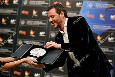 Editorial photo of Film Festival, San Sebastian, Spain - 30 Sep 2017