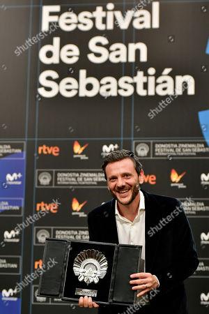 Editorial image of Film Festival, San Sebastian, Spain - 30 Sep 2017