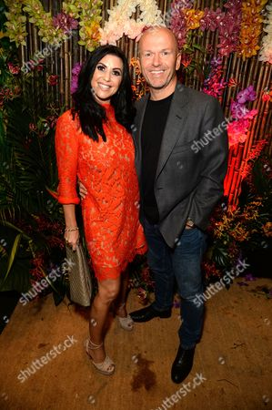 Editorial picture of Mahiki Manchester launch party, UK - 30 Sep 2017