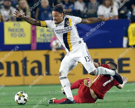 Editorial picture of Real Salt Lake LA Galaxy Soccer, Carson, USA - 30 Sep 2017