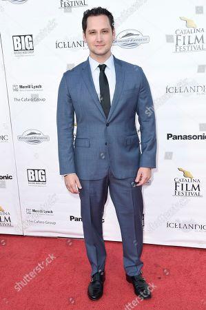 Matt McGorry attends the 2017 Catalina Film Festival at Catalina Casino, in Avalon, Calif