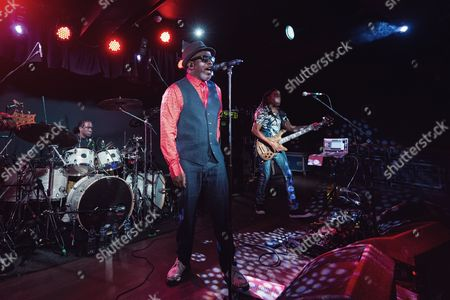 Editorial image of Living Colour in concert at Club Academy, Manchester, UK - 30 Sep 2017