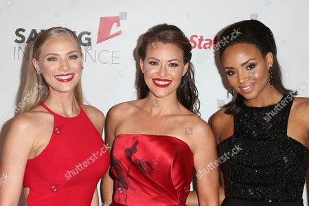 Stock Picture of Kristen Dalton, Kim Biddle, Meagan Tandy