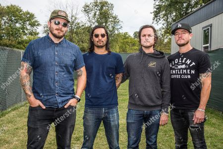 Editorial image of 2017 Louder Than Life Festival - Day 2, Louisville, USA - 01 Oct 2017