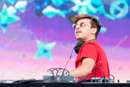Editorial photo of iHeartRadio Music Festival,  Las Vegas, USA - 23 Sep 2017