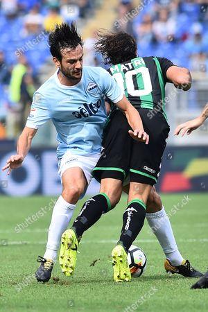 Marco Parolo and Alessandro Matri