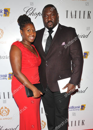 guest and Nonso Anozie