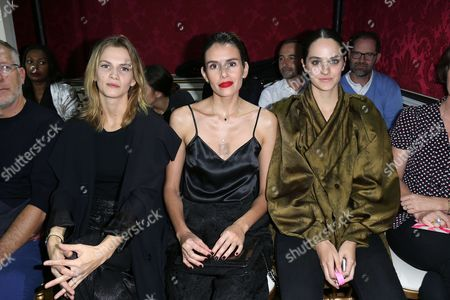 Margot Bancilhon, Louise Monot, Noemie Merlant