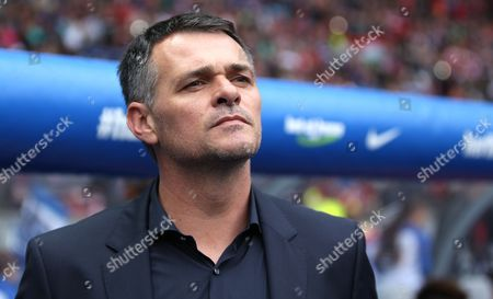 .. .... Willy Sagnol (Co-Trainer FC Bayern Muenchen)