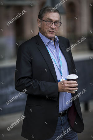 Stock Picture of Lord Michael Ashcroft