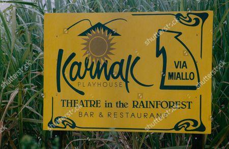 The Karnak Playhouse Theatre In Queensland Australia. Actress Diane Cilento Story. Box 747 1011041723 A.jpg.