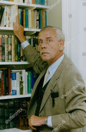 Stock Picture of Author James Cochrane At His North London Home. Box 751 1024041732 A.jpg.