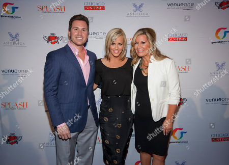 Editorial photo of Jenny McCarthyâ?™s 7th Annual Rescue Our Angels Event, Chicago, USA
