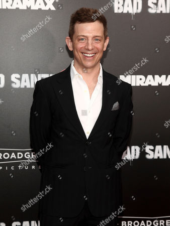 """Jeff Skowron attends the premiere of """"Bad Santa 2"""" at AMC Loews Lincoln Square, in New York"""