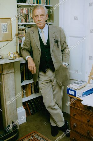 Stock Photo of Author James Cochrane At His North London Home. Box 751 1024041731 A.jpg.
