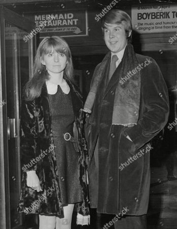 Stock Picture of Jayne Asher And Actor Raymond Clarke. Box 751 624041714 A.jpg.