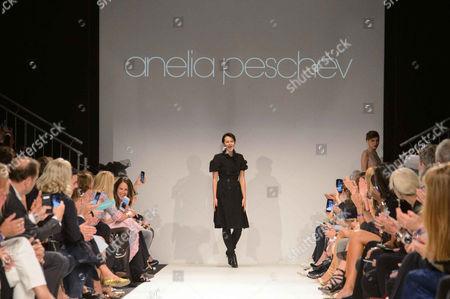 Editorial image of Anelia Peschev show, Vienna Fashion Week, Austria - 12 Sep 2017