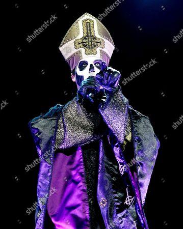 Papa Emeritus - Tobias Forge
