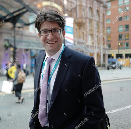 Stock Picture of Baron Feldman of Elstree at the second day of the Conservative Party Conference
