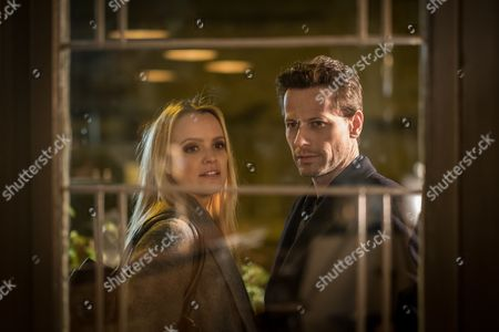 (Ep6) - Ioan Gruffudd as Andrew Earlham and Laura Aikman as Charlotte.