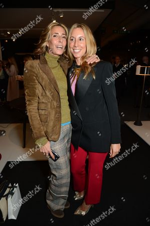 Tara Bernerd and Hailey Sieff