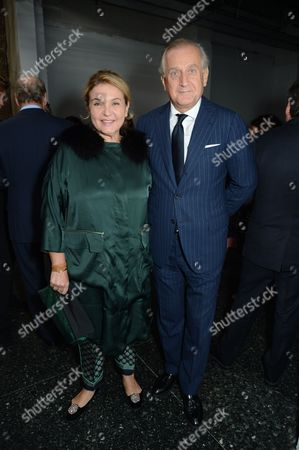 Stock Picture of Spas Roussev and Diliana Roussev