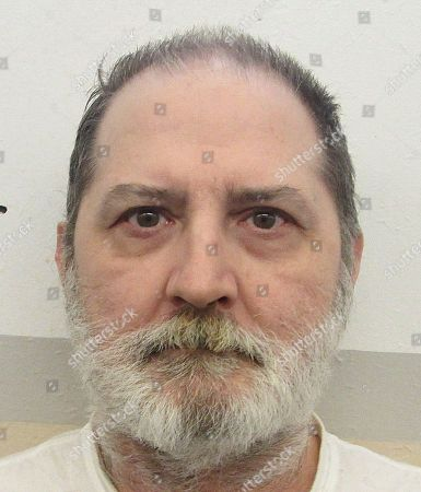 Stock Photo of Steven Jones, Jeffery Borden. This undated photo provided by Alabama Department of Corrections shows Alabama inmate Jeffery Borden in Atmore, Ala. Borden is facing execution by lethal injection after being convicted of killing his wife and father-in-law during a 1993 Christmas Eve gathering. The Alabama attorney general, asked the nation's high court to overturn an injunction blocking Thursday's execution of Borden