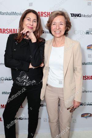 Paula Wagner, producer and Lauren Friedman, co-producer