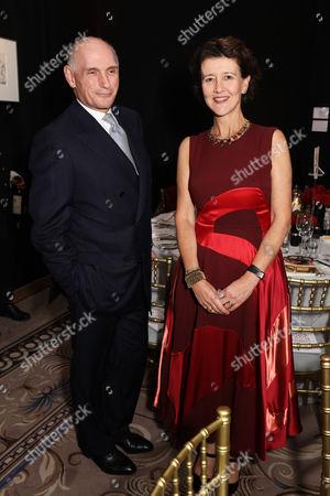 Bernard Ruiz Picasso and Melanie Clore