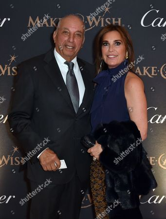 David Reuben and Wendy Miller
