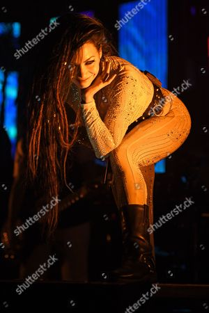Stock Picture of Carla Harvey