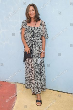 Kelly Klein attends The Children's Museum of the East End's 6th Annual Family Fair in Bridgehampton, in New York