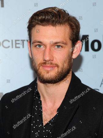 """Alex Pettyfer attends a special screening of """"A Bigger Splash"""" at the Museum Of Modern Art, in New York"""