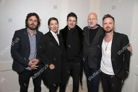 Editorial picture of Private Screening of Open Road's 'Triple 9', West Hollywood, USA