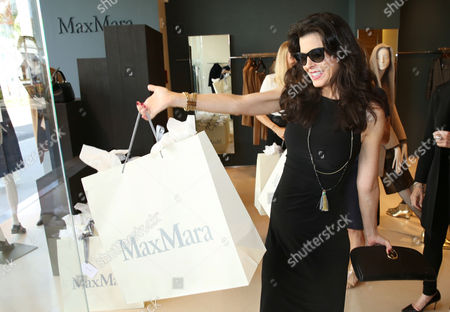 Keri Selig attends the Power of Style Lunch hosted by The Hollywood Reporter and MaxMara, in Beverly Hills, Calif