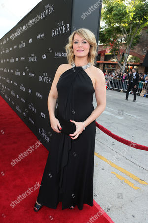 """Susan Prior at The US Premiere of """"The Rover"""" - Red Carpet held at The Regency Bruin Theatre on in Westwood, CA"""