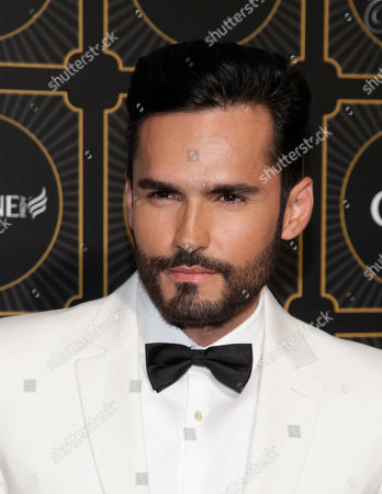 "Actor Fabian Rios attends People en Espanol's ""50 Most Beautiful"" Issue Celebration, in New York"
