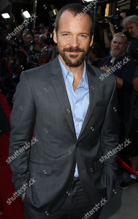 """Actor Peter Sarsgaard arrives at the premiere of """"Blue Jasmine"""" in Los Angeles. Sarsgaard also stars in """"Lovelace,"""" as Chuck Traynor, the husband of the """"Deep Throat"""" star Linda Lovelace. The film opens nationwide on Aug. 9"""