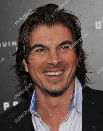 "Stock Photo of Actor Victor Alfieri poses at a special screening of the film ""Upside Down"" at the ArcLight Hollywood on in Los Angeles"