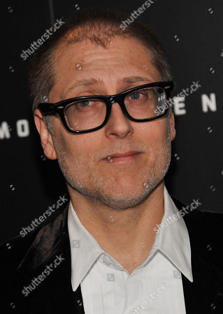 """Juan Solanas, director of """"Upside Down,"""" poses at a special screening of the film at the ArcLight Hollywood on in Los Angeles"""