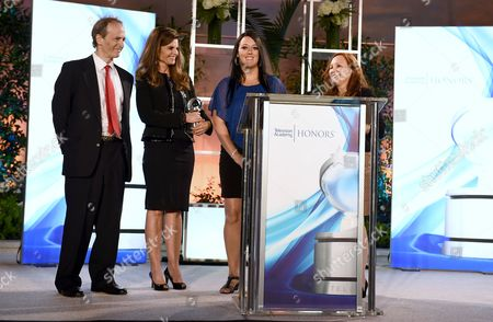 Editorial photo of 8th Annual Television Academy Honors - Presentation, Beverly Hills, USA