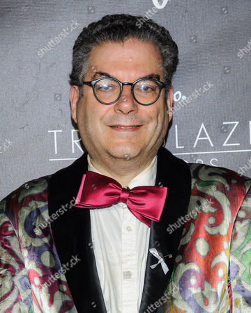 """Michael Musto attends Logo's third annual """"Trailblazer Honors"""" at The Cathedral of St. John the Divine, in New York"""
