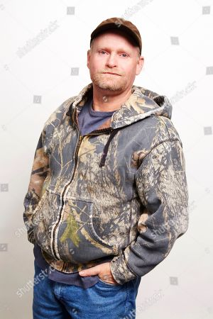 Mike Thompson aka Sugar Bear poses for a portrait in New York. Shannon and girlfriend June Shannon aka Mama June are on the new season of Marriage Bootcamp Reality Stars on We