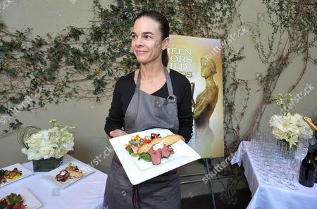 Editorial photo of SAG Awards Menu Tasting, Los Angeles, USA