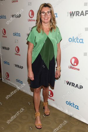 Stock Picture of Nancy Dubuc attends TheWrap's 2nd Annual Power Women Breakfast at 10 on the Park, Tower Room, in New York